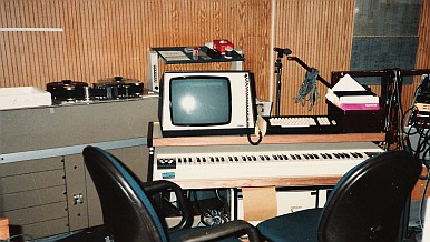 Fairlight en de 16-track taperecorder